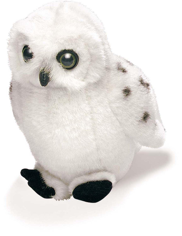 5 Snowy Owl Stuffed Animal With Bird Call Sound This Snowy Owl