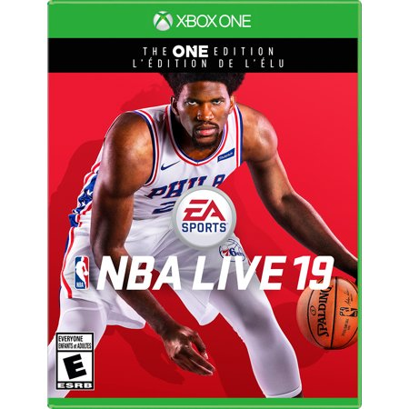 NBA LIVE 19, Electronic Arts, Xbox One, (Best Xbox Live Games)