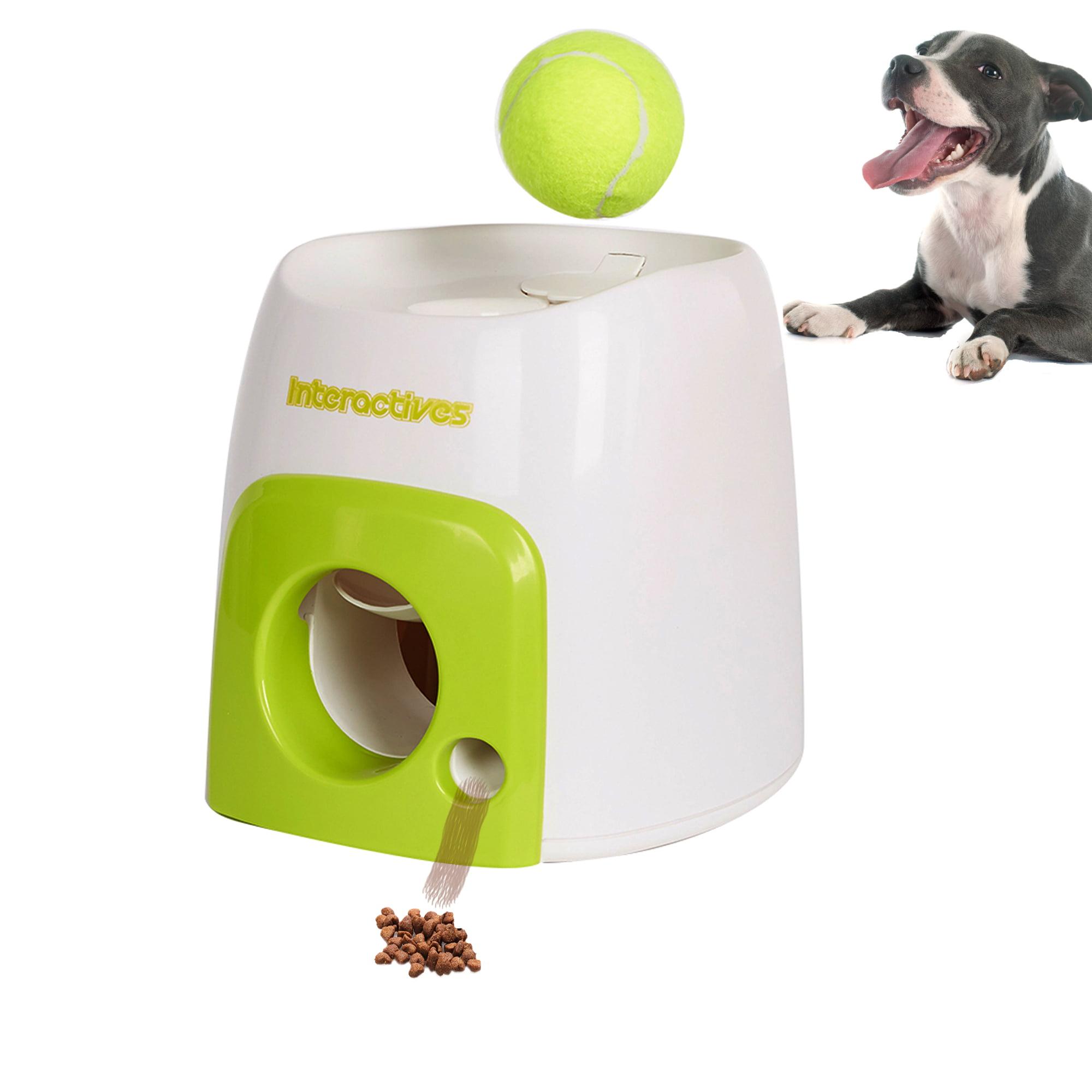 Interactive Dog Food Reward Ball Fetch