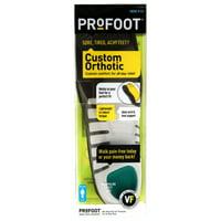 ProFoot Custom Insole with Vita-Foam, Men's 8-13 1 Pair