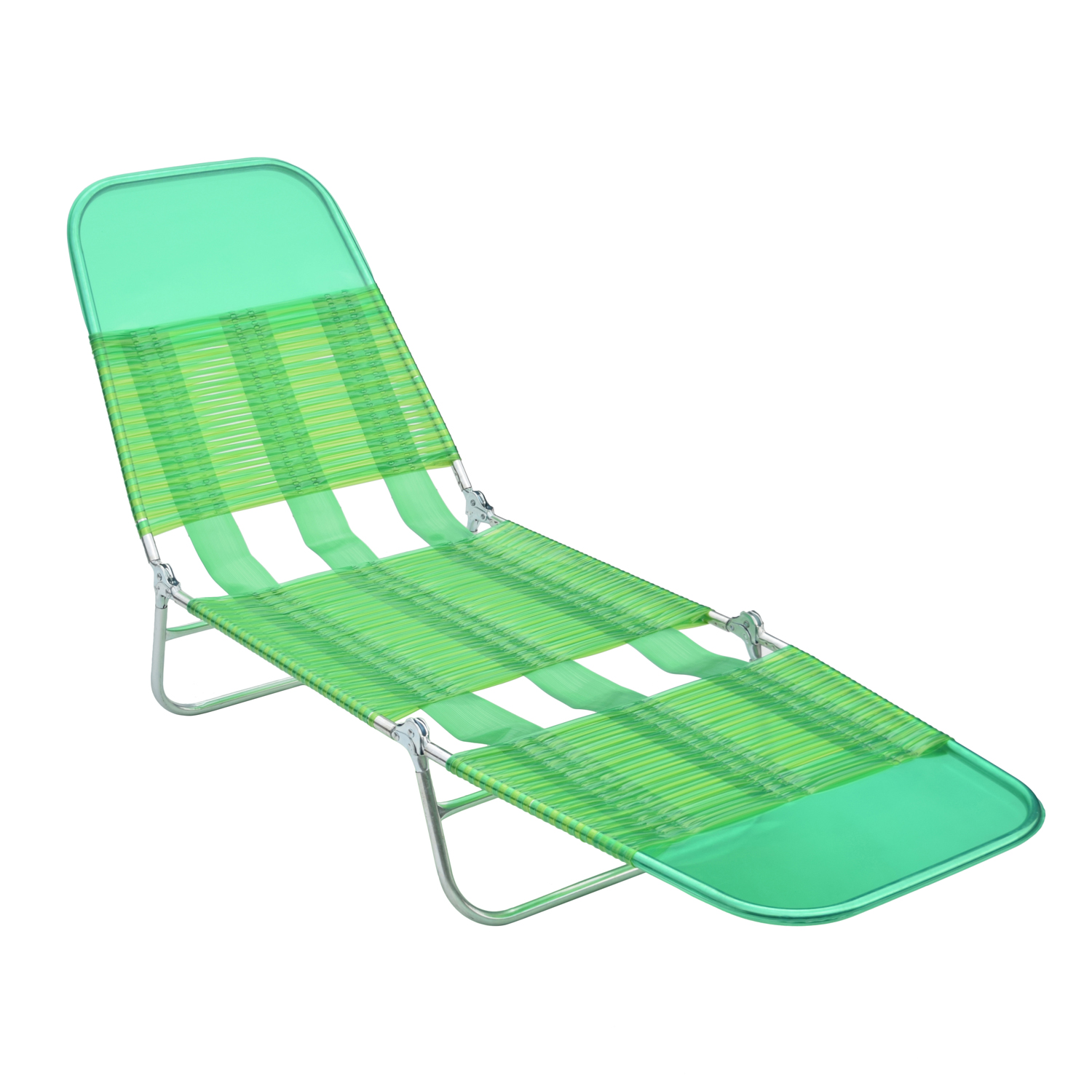 Mainstay Folding Jelly Lounge-Green