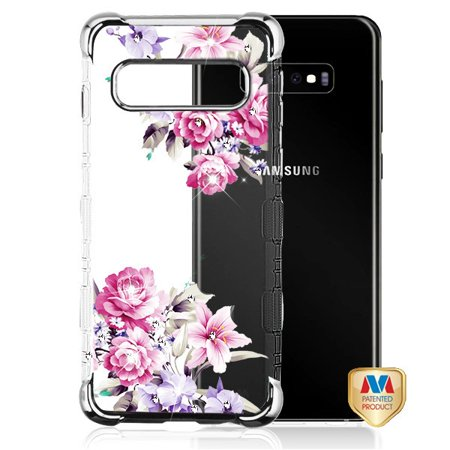 Clear Pink Case - Samsung Galaxy S10 (6.1