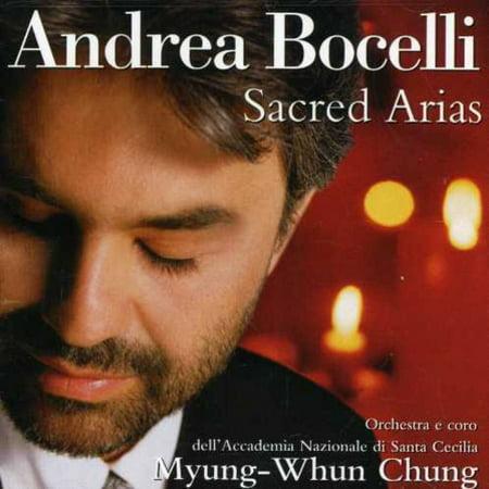 Sacred Arias (CD) -