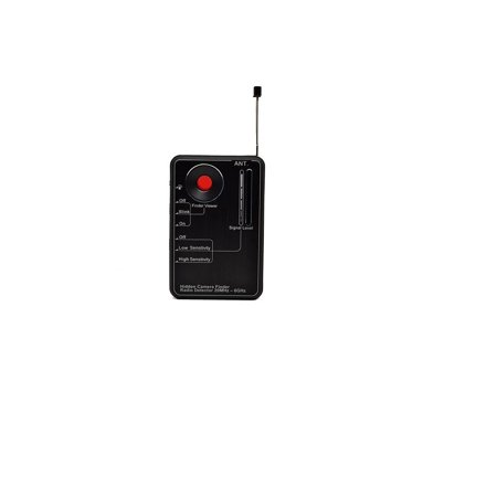 Lawmate RD-10 RF and Camera Detector with Lens Finder Includes One Year