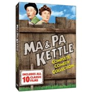 Ma & Pa Kettle Complete Comedy Collection (DVD) by UNIVERSAL HOME ENTERTAINMENT