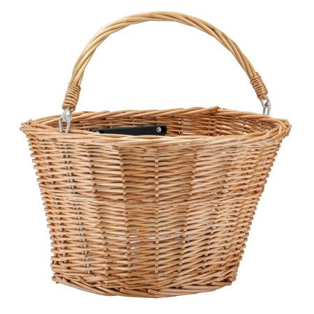 Schwinn Signature Wicker Bike Basket (Schwinn Bicycle Basket)