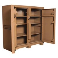 KNAACK Jobsite Storage Cabinet,60 in.Wx24 in. D 109