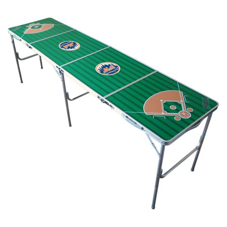 MLB 2 x 8 Tailgate Pong Table
