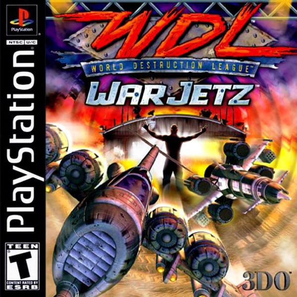 Image of Warjetz PS