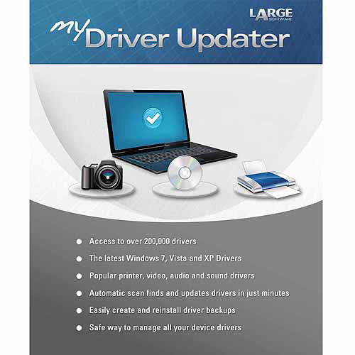 Largesoftware My Driver Updater (Windows) (Digital Code)