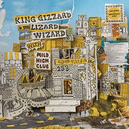 Sketches Of Brunswick East (Feat. Mile High Club) (Vinyl)
