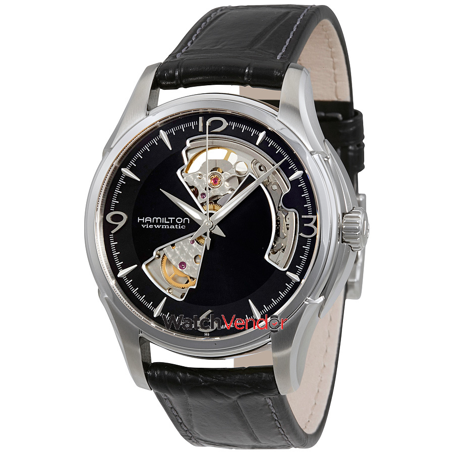 Hamilton Jazzmaster Open Heart Automatic Men's Watch H32565735 - image 4 of 4