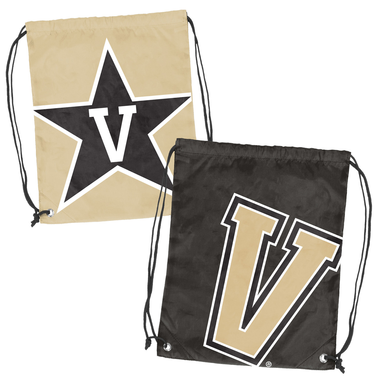 Vanderbilt Commodores Double Header String Pack - Black