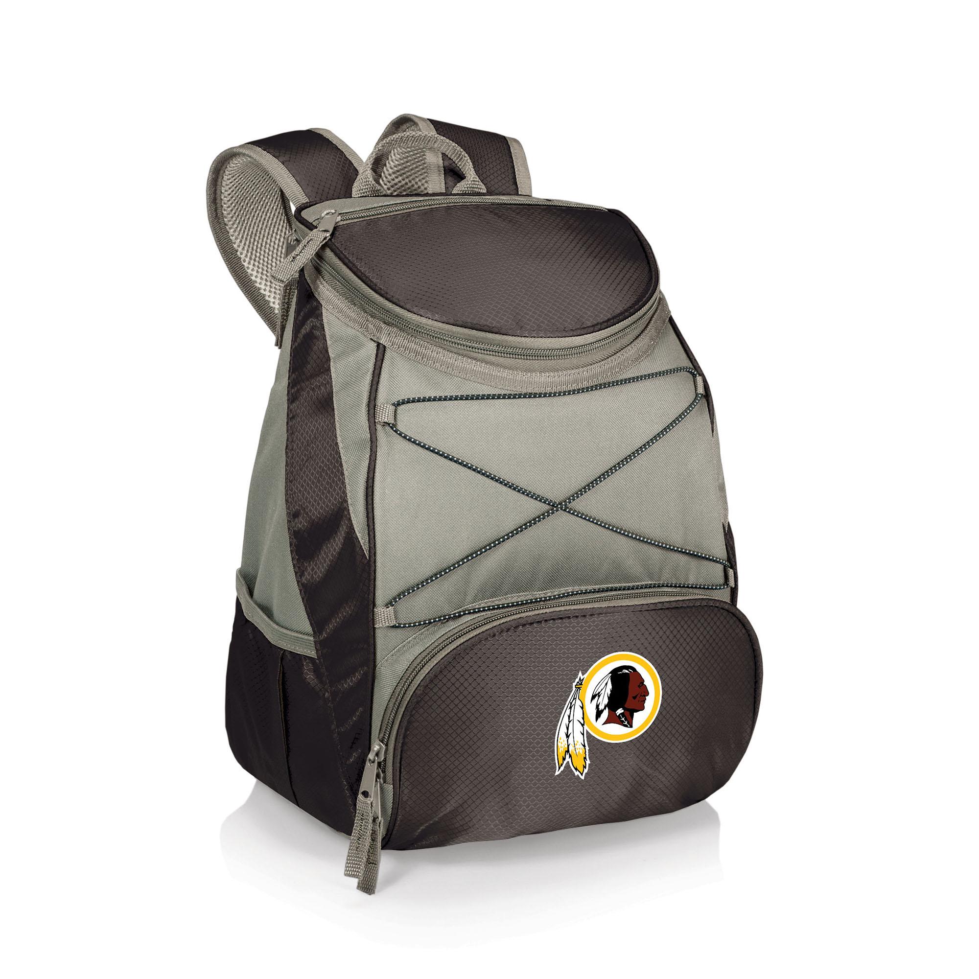Washington Redskins PTX Backpack Cooler - Black - No Size
