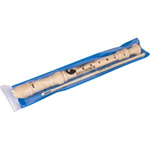Musical Instrument Recorder Case & Cleaning Rod Included School Music Woodwind For Kids & Adults by Ceol Waves