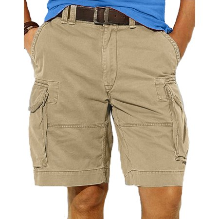 Shorts Polo Ralph Gellar Lauren Cargo Fatigue Men's ZOlPiuXwkT