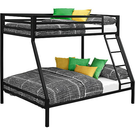 Mainstays Premium Twin Over Full Bunk Bed Multiple Colors Walmart