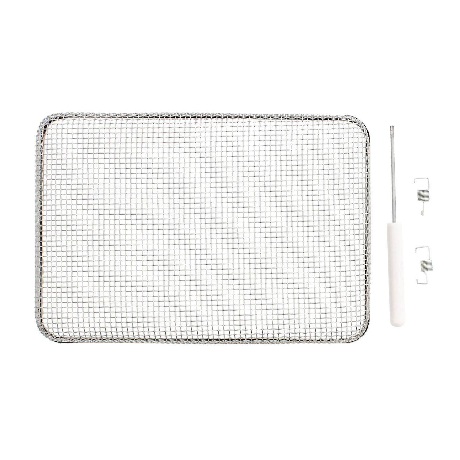 "ABN® Camper Trailer RV Water Heater Vent Bug Screen Cover 5.9 x 8.5 x 1.3"" Inch"