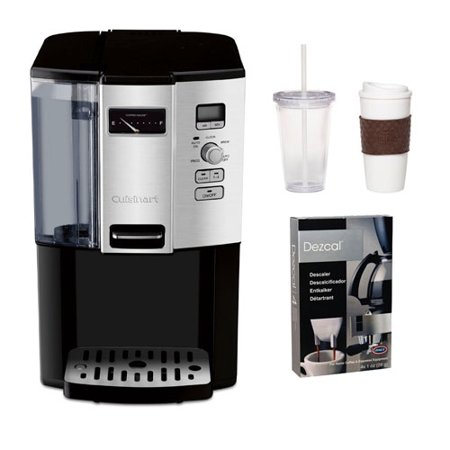 Cuisinart Coffee Maker Coffee On Demand : Cuisinart DCC-3000FR DCC3000FR Coffee-on-Demand 12-Cup Programmable Coffeemaker Refurbished w ...