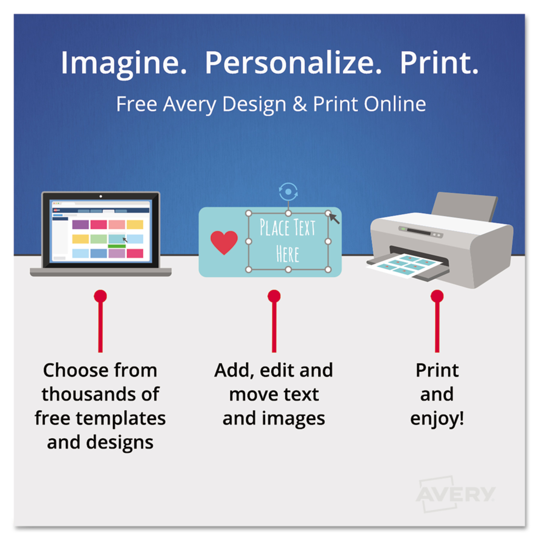 avery template 11417 choice image template design free download