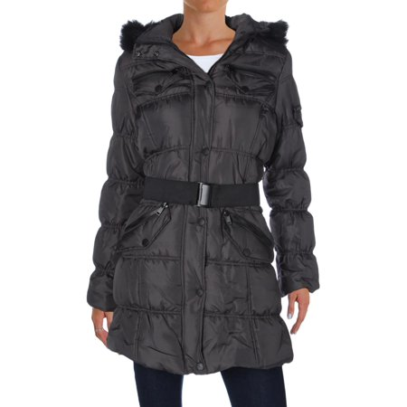 Urban Republic Womens Winter Parka Anorak Jacket