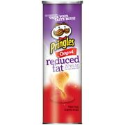 Pringles Original Reduced Fat Potato Crisps Chips, 4.9 oz