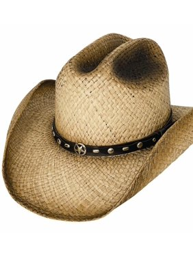 Product Image Bullhide Hats 2654 Run A Muck Cowboy Collection Ok Corral  Natural Cowboy Hat 453d05785c68
