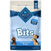 Blue Buffalo Bits Chicken Dog Treats 9oz Coat Dog Treats