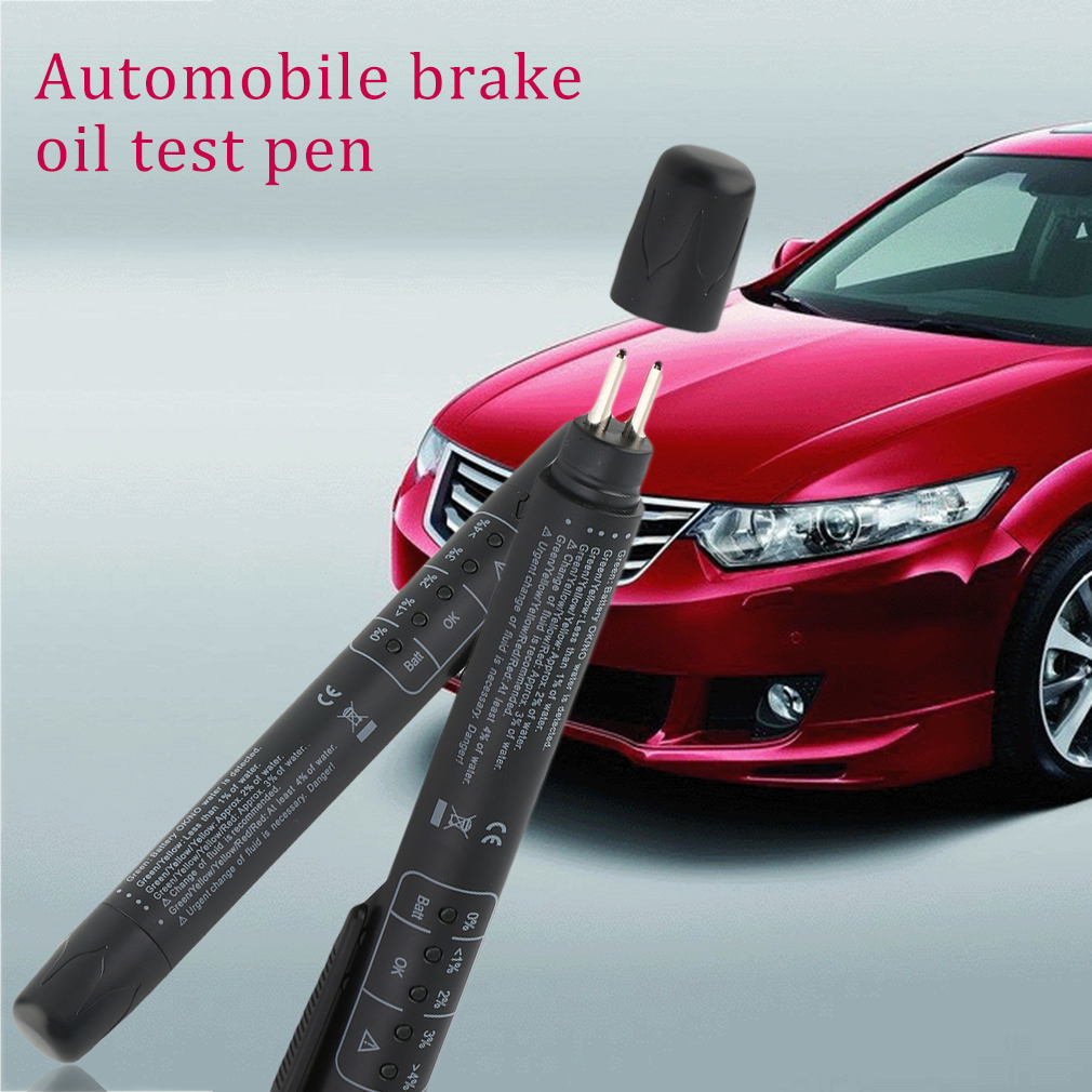 Automotive Brake Fluid Brake Oil Brake Fluid Tester Moisture Tester Pen by OUTAD