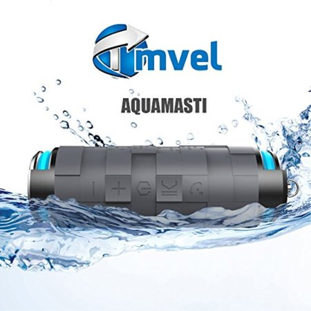 Tmvel Aquamasti Mini Ultra Portable Wireless Bluetooth Speaker Louder Volume More B Water