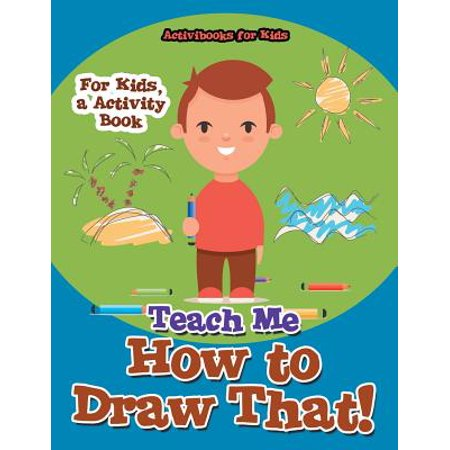 Teach Me How to Draw That! for Kids, a Activity Book](Halloween Activity Near Me)