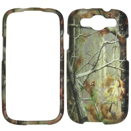 Camo Pine Case for Samsung Galaxy S3 i9300 Design Cover Protector Snap on Shield Hard Shell Phone (Cheap Phone Cases For Samsung Galaxy S3)