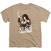 xena warrior princess princess big boys shirt