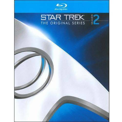 Star Trek: The Original Series - Season Two (Blu-ray) (Full Frame)