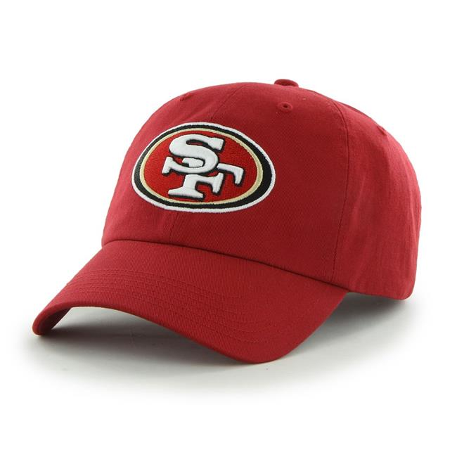 NFL Fan FavoriteClean Up Cap, San Francisco 49ers