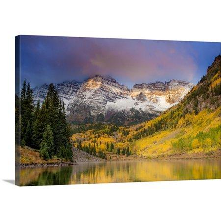 Great Big Canvas Dan Ballard Premium Thick Wrap Canvas Entitled Colors Of Colorado
