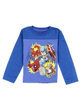 Marvel Toddler Boys Tops & T-Shirts - Walmart com