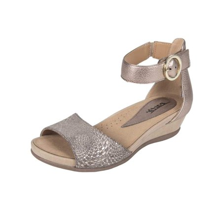 4025afd278667e Earth - Earth Womens Hera Fabric Open Toe Casual Ankle Strap Sandals -  Walmart.com