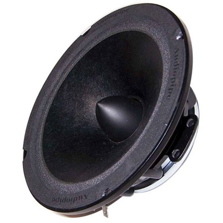 "Audiopipe APMB-6 6"" 250W 8-Ohm Low/Mid Frequency Loudspeaker Stereo Speaker"