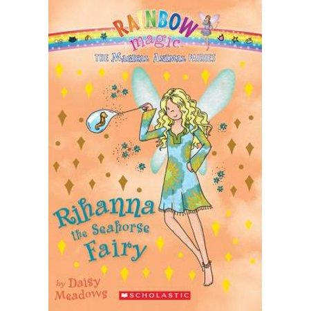 Magical Animal Fairies #4: Rihanna the Seahorse Fairy - (Crystal Fairy & The Magical Cactus Stream)