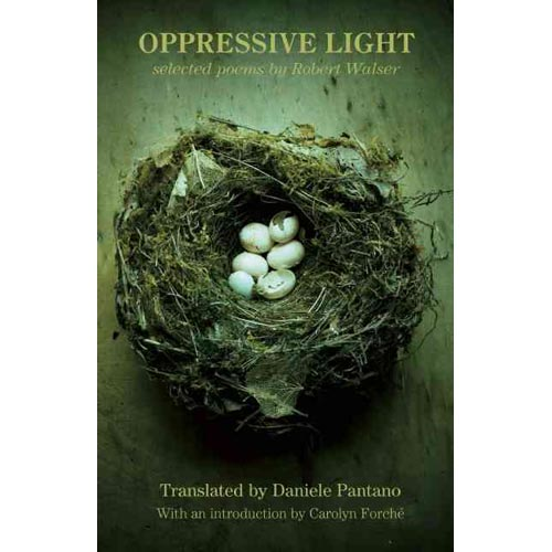 Oppressive Light: Selected Poems