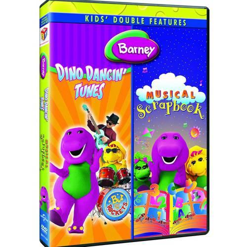 Barney: Dino Dancin' Tunes   Musical Scrapbook (Full Frame) by Universal