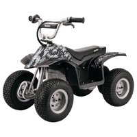 Razor Dirt Quad White/ Black Digital Pixel- Off-Roading ATV