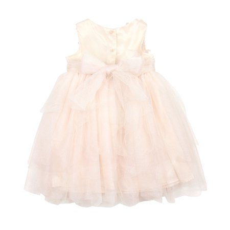 Biscotti Girls' All Aflutter Ballerina Dress, Sizes 12M-4 - 12M - image 1 de 2