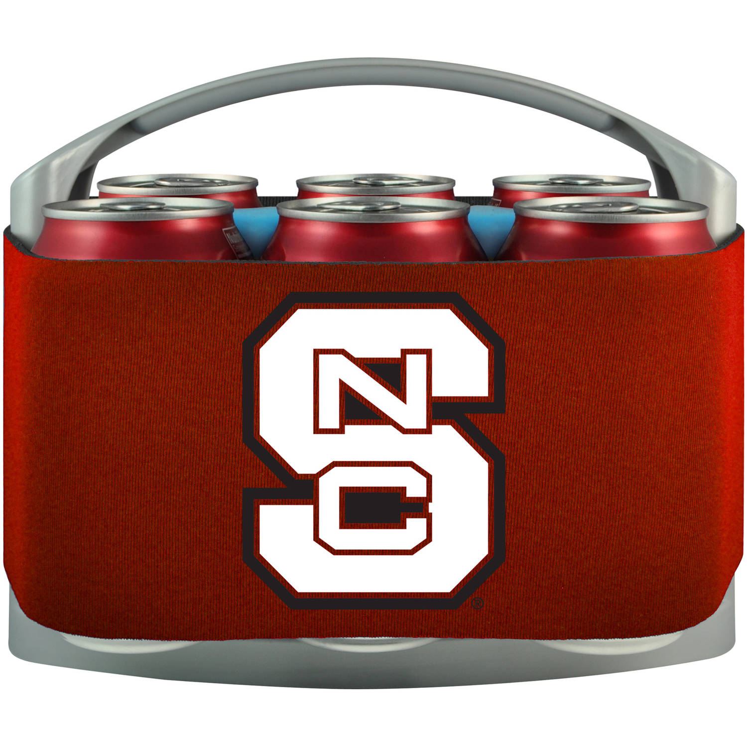 NCAA North Carolina State Wolfpack Cool 6 Cooler