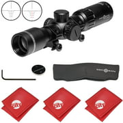 Sightmark Core SX 1.5-4.5x32 VXR-M Reticle 250-400fps Crossbow Scope w/ Microfibers (SM13060)