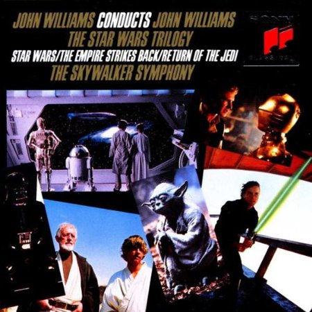 John Williams Conducts John Williams: The Star Wars Trilogy (Orchestra Star)