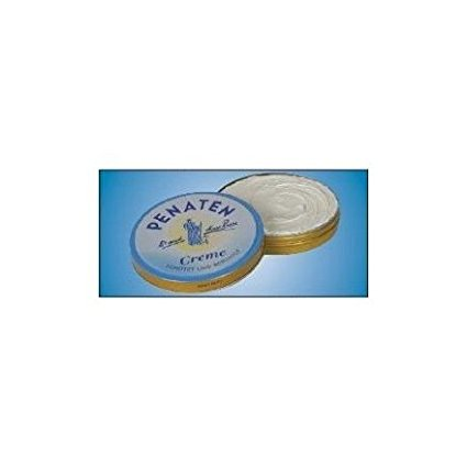 Penaten Cream - For Baby and Tender Skin, Use for: Diaper rash, Chafing, Itching, Prickly heat, Sunburn By Flents Ship from