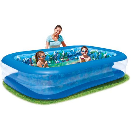 Bestway Splash And Play Interactive Series 3d Inflatable Pool