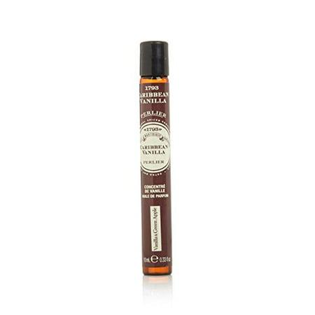 Perlier Caribbean Vanilla & Green Apple Roll-On Perfume
